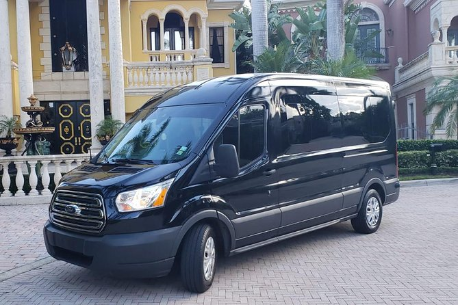 Miami Airport Transfer To Norht Miami Area / Fort Lauderdale