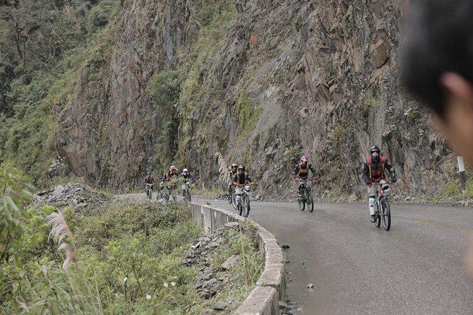 4 Days Machu Picchu with Biking, Rafting, trekking and Ziplining