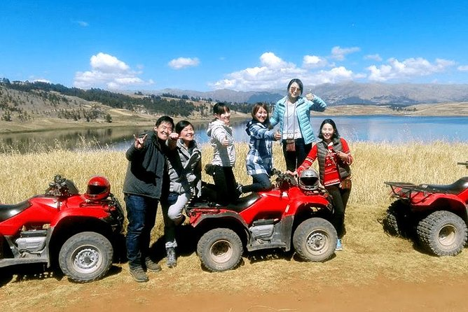 ATVs in Cusco