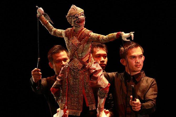 Joe Louis : The Art of Thai Cuisine in Asiatique Bangkok Admission Ticket