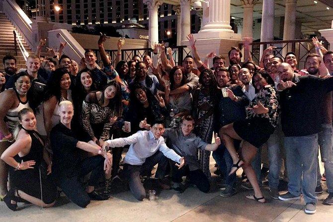 Fremont Street Las Vegas Bar Crawl