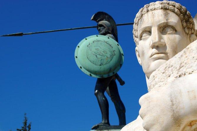 Marathon - Thermopylae/ Herodotus History private day tour (8 hours)