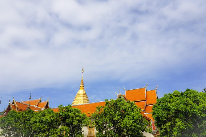 Amazing Private Tour To Doi Suthep Temple And Bua Tong Sticky Waterfalls photo 6