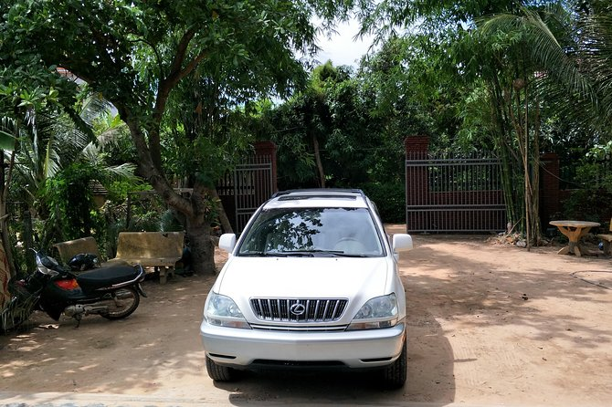 Private Transfer From Siem Reap to Battambang City