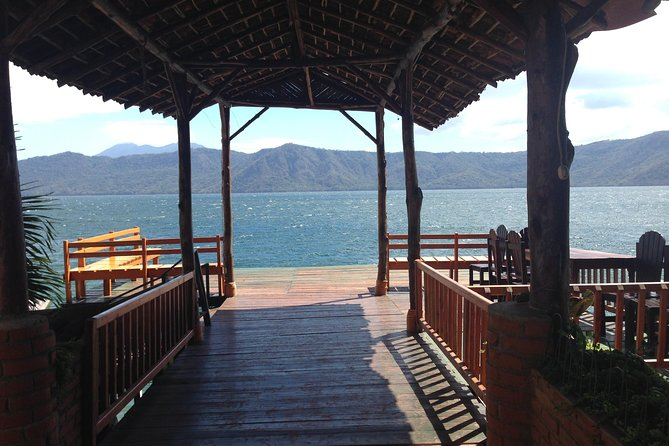 Private Apoyo Lagoon and Masaya Market