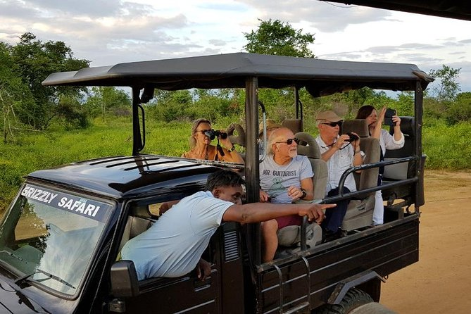 Yala half day safari
