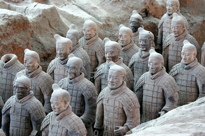 Xian 1-Day Mini Group Terracotta Army Tour with City Wall & Muslim Quarter