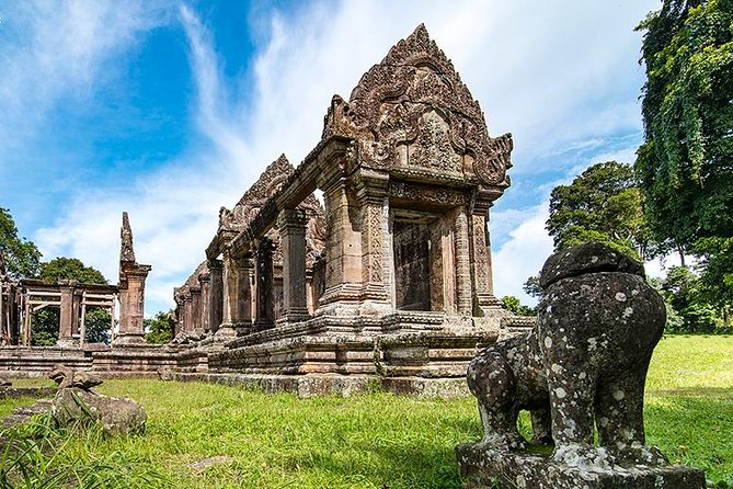 1 Day-Preah Vihear+Koh Ker temple Tour