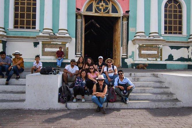 Cultural walking tour in Loja