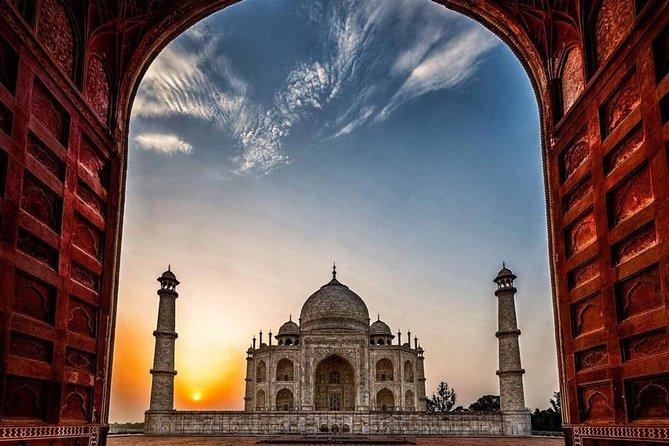 Private Sunrise Tajmahal Agra City Tour ( Tajmahal + Agra Fort tour )