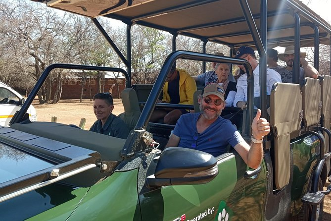 2 Day Pilanesberg Safari in 3 Star Lodge