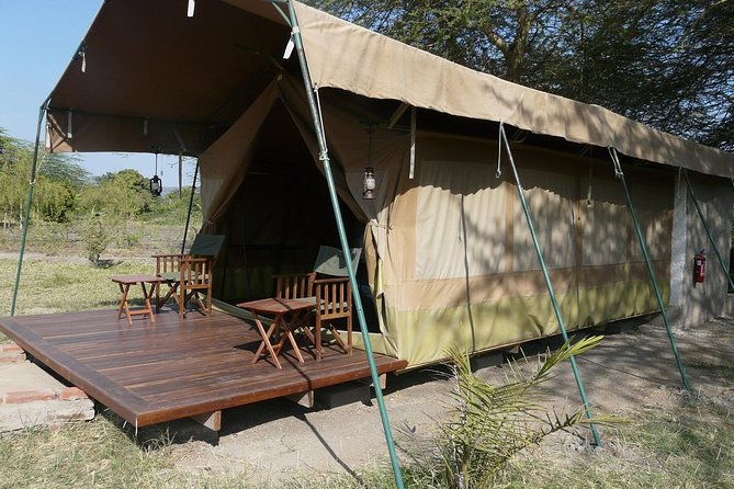 4 Days Mobile Camping Safari Tanzania