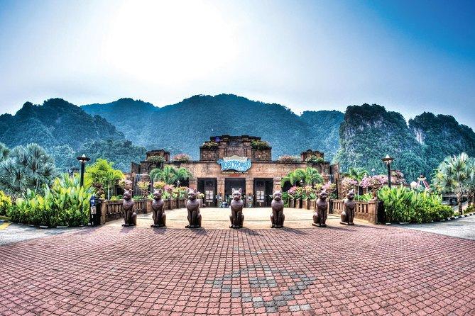 Full Day Lost World of Tambun Tour from Penang