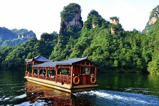 3D Avatar /Tianmen Mt./Glass Bridge/ Yellow dradon cave / Baofeng lake
