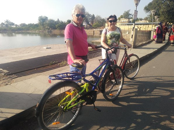 Explore Khajuraho Temples By Bicycle- Bicycle Tour In Khajuraho,bicycle On Rent.