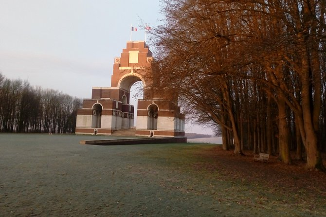 Battlefields Tour of the Somme