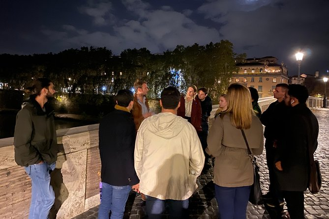 Haunted Rome: Eternal City Ghost Tour