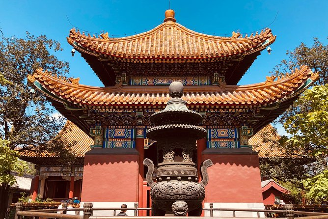 All Inclusive Tour to Summer Palace and Lama Temple