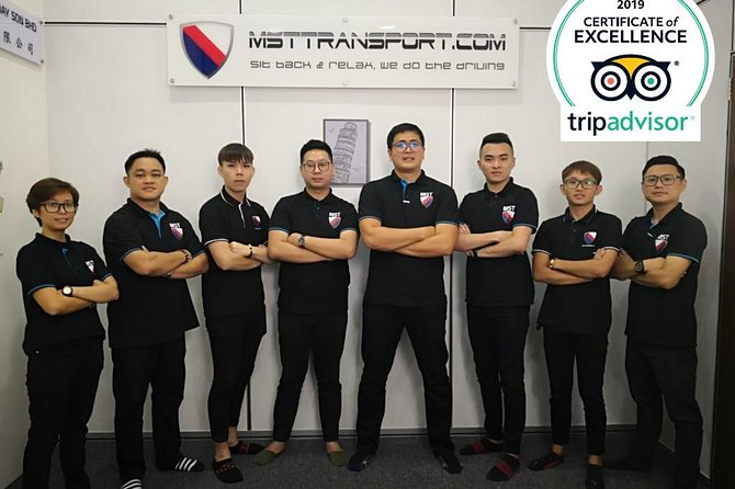 Chauffeur: Malacca to Fraser's Hill Transfer [Van]