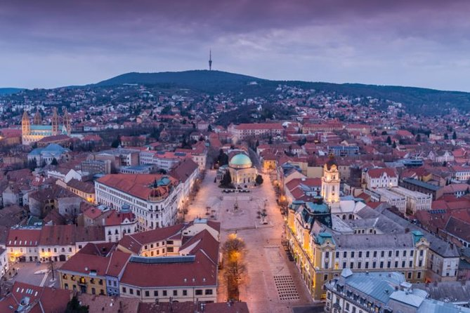 Day Trip from Budapest to Pecs