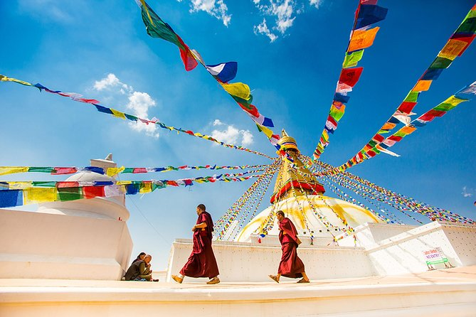 Kathmandu Sightseeing Tour with Guide and Private Transportation