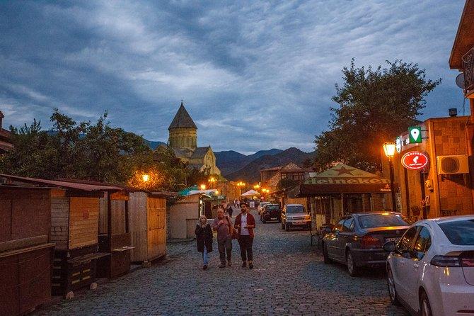5 Day Tour from Tbilisi to Western Georgia