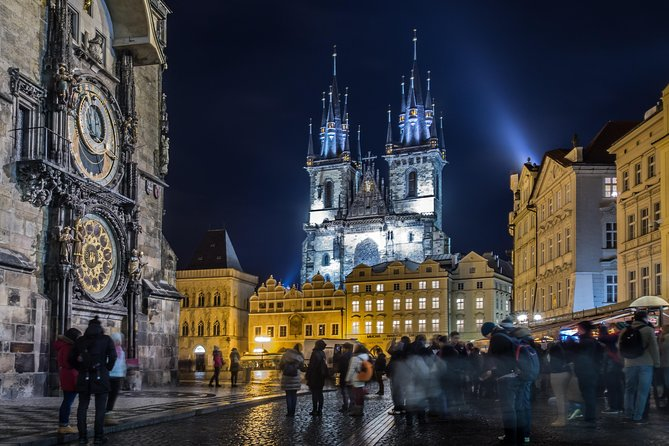 Private Sightseeing in Prague By Night
