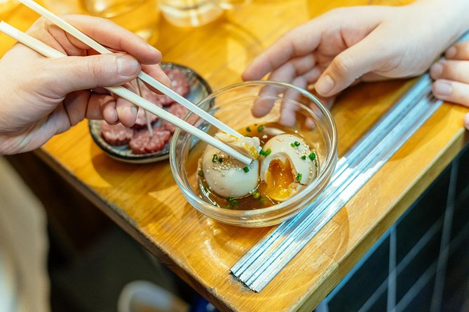 Tokyo's Private Night Food Tour & Hotspots