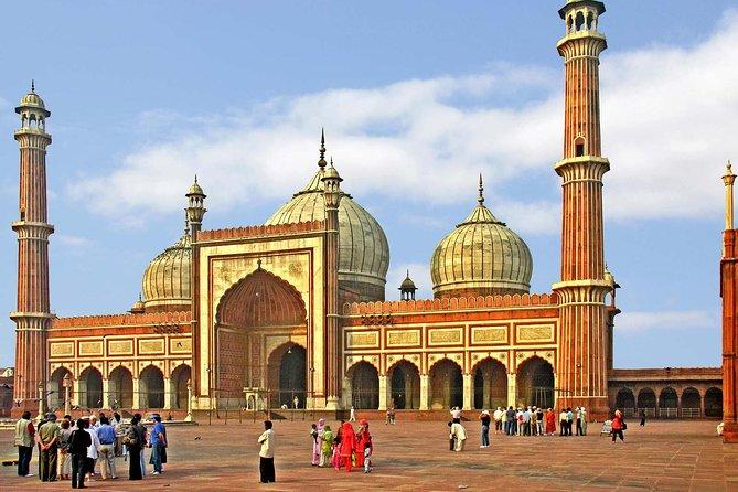 Old Delhi Half Day Tour
