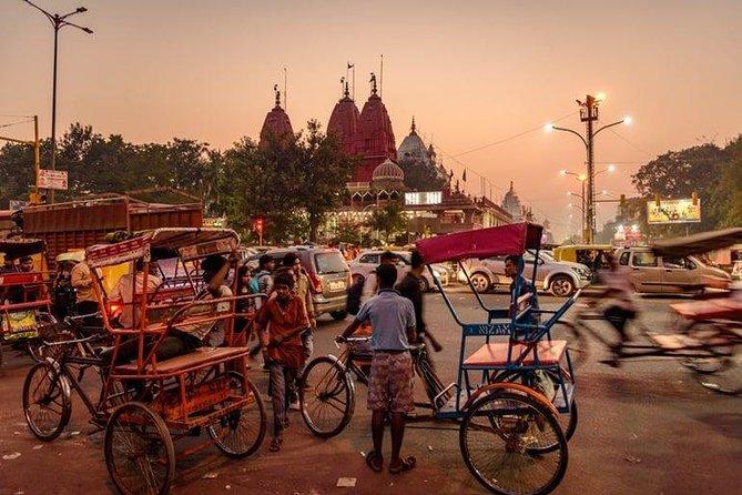 Old Delhi, New Delhi Sightseeing