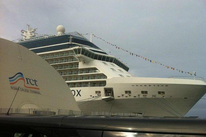 civitavecchia port transfer and tours