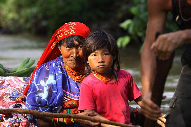 Authentic Day tour in Indigenous Guna Village in San Blas Islands