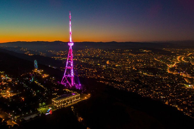 Tbilisi city full-day private VIP tour