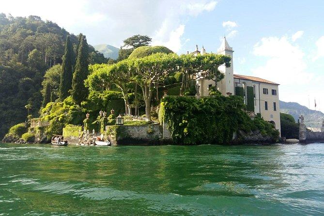 Boat Tour - Villa del Balbianello