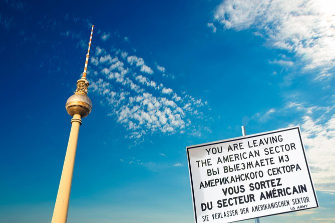 Cold War Berlin: Private 4-hour Walking Tour