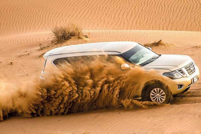 Desert Safari in Dubai Luxury Arabian Tours