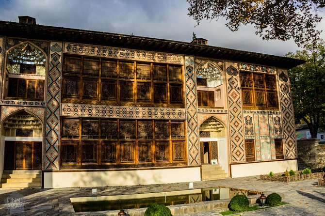 Full day Sheki small group tour