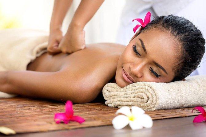 Asian Blend Massage Therapy 60 mins