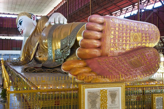 Must-see Highlights of Yangon: Half-day Sightseeing Tour