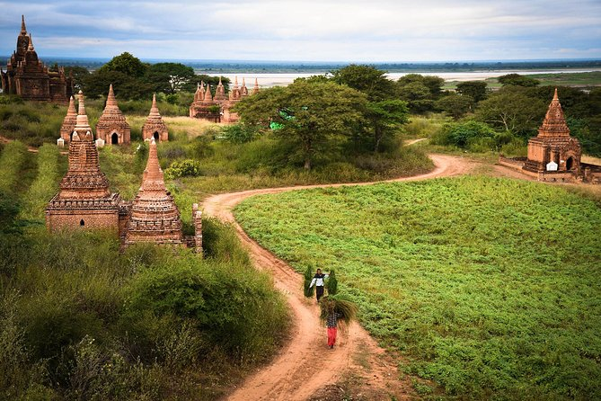UNESCO World Heritage Bagan: Archaeological Temples by E-Bike photo 2
