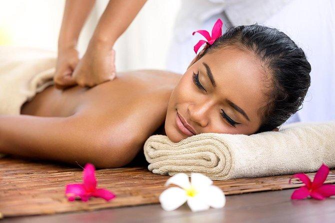 Asian Blend Massage Therapy 120 mins