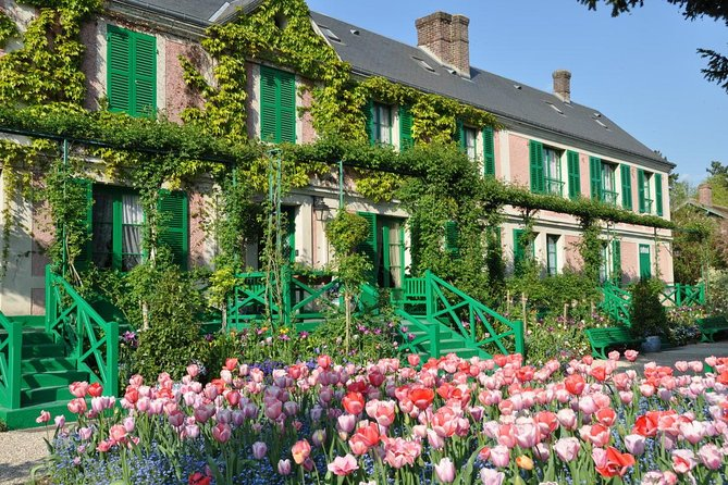Giverny Non-Guided Tour