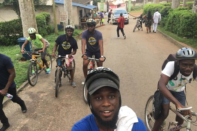 Bicycle Tour Through Aburi To Adom Waterfalls photo 3