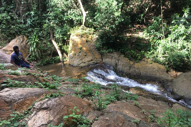 Bicycle Tour Through Aburi To Adom Waterfalls photo 6