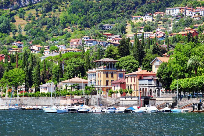 Boat tour - Pearls of Lake Como