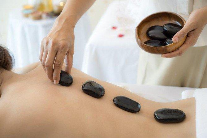 Hot Stone Massage Therapy 60 mins