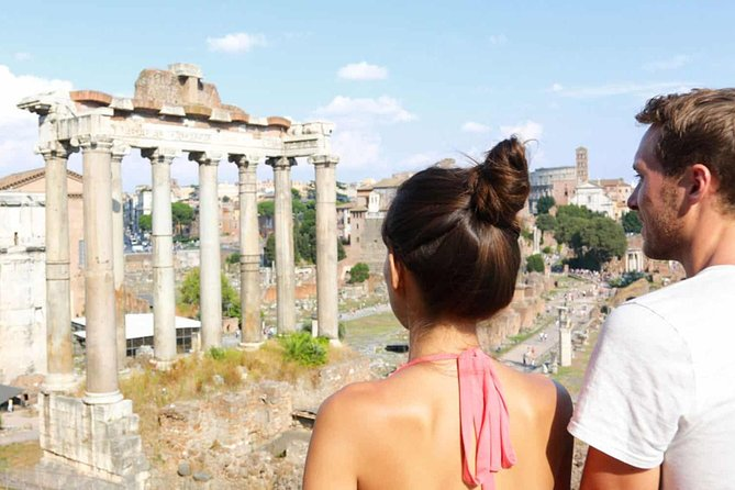 Rome Full Day Minivan Tour (7/8 people - time 8 hours)