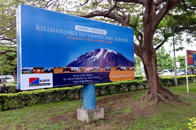 Taxi from/to Kilimanjaro Airport to/from Moshi