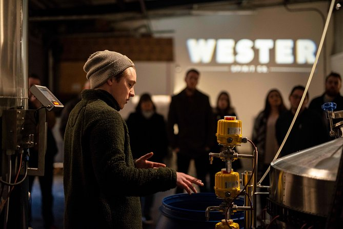 Wester Distillery Tour with Cocktail Masterclass