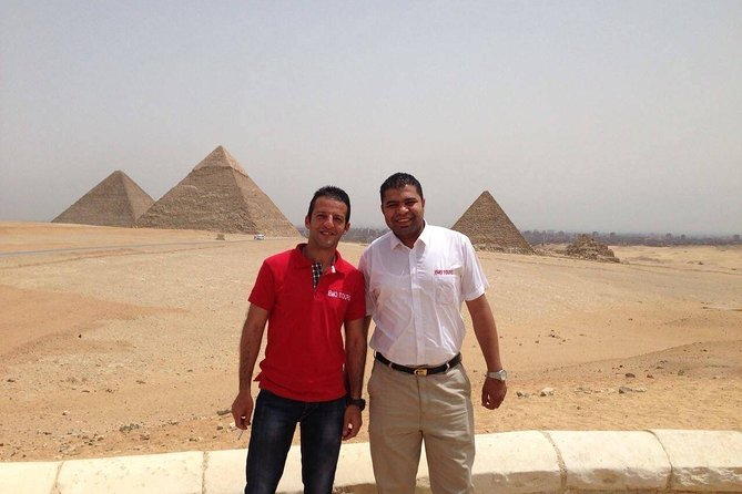 3 Days private guided Cairo travel package
